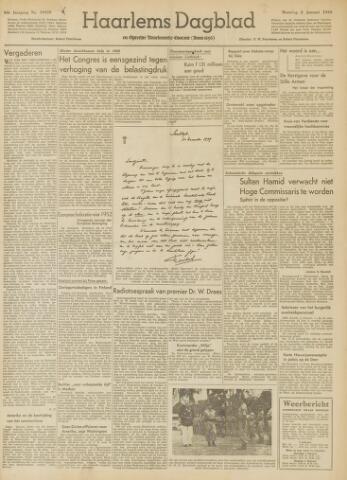 Haarlem's Dagblad 1950