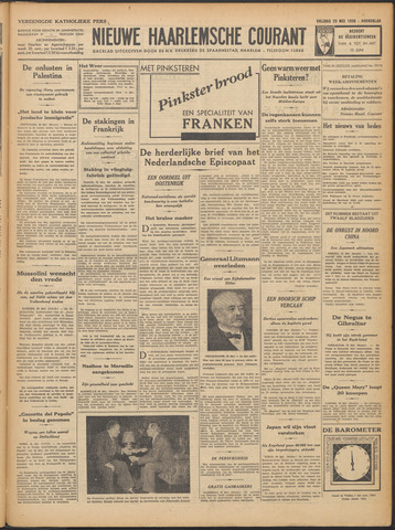 Nieuwe Haarlemsche Courant 1936-05-29