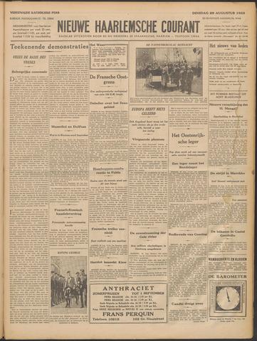 Nieuwe Haarlemsche Courant 1933-08-29