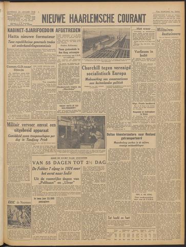 Nieuwe Haarlemsche Courant 1948-01-24