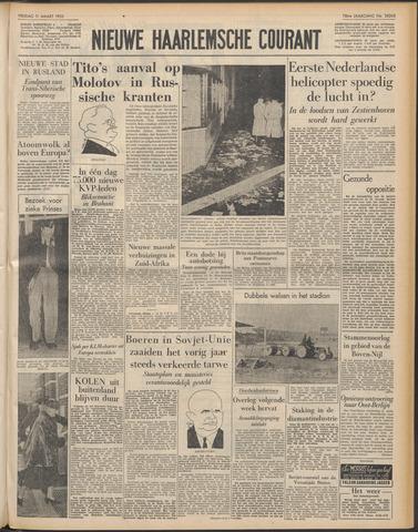 Nieuwe Haarlemsche Courant 1955-03-11