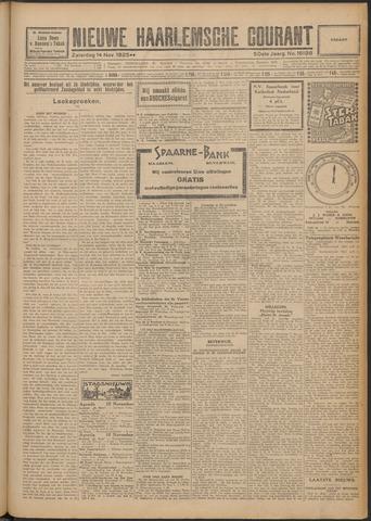Nieuwe Haarlemsche Courant 1925-11-14