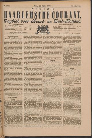 Nieuwe Haarlemsche Courant 1897-10-22
