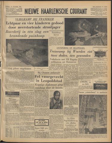 Nieuwe Haarlemsche Courant 1960-11-22