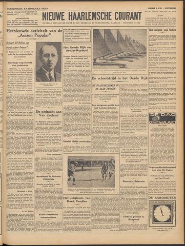 Nieuwe Haarlemsche Courant 1937-04-06