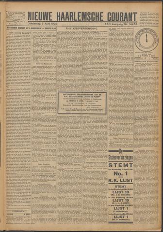 Nieuwe Haarlemsche Courant 1923-04-05