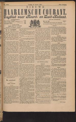 Nieuwe Haarlemsche Courant 1901-10-29