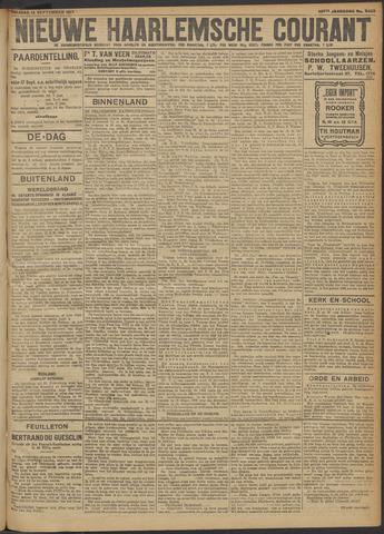 Nieuwe Haarlemsche Courant 1917-09-14