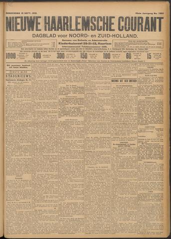 Nieuwe Haarlemsche Courant 1910-09-15