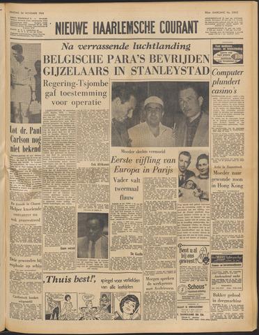 Nieuwe Haarlemsche Courant 1964-11-24