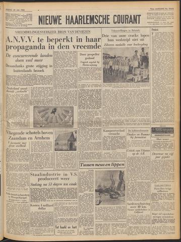 Nieuwe Haarlemsche Courant 1952-07-25