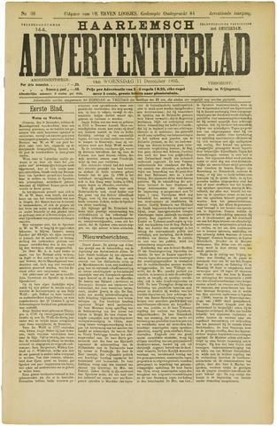 Haarlemsch Advertentieblad 1895-12-11