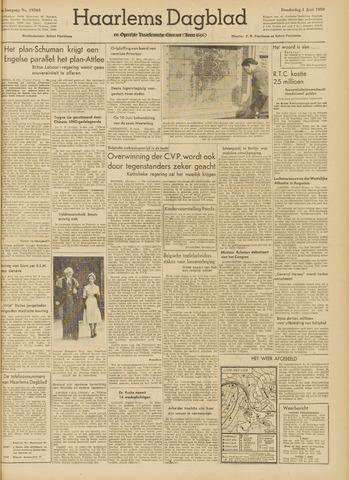 Haarlem's Dagblad 1950-06-01