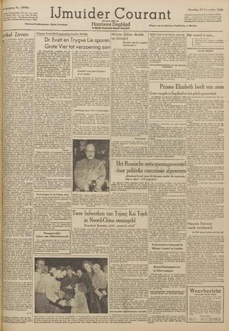 IJmuider Courant 1948-11-15