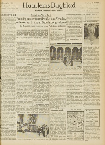 Haarlem's Dagblad 1950-05-25