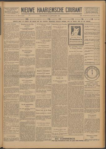 Nieuwe Haarlemsche Courant 1931-01-26