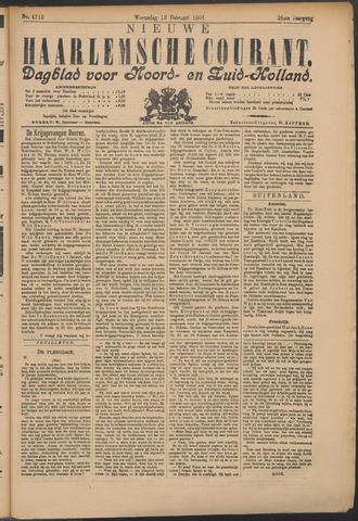 Nieuwe Haarlemsche Courant 1901-02-13