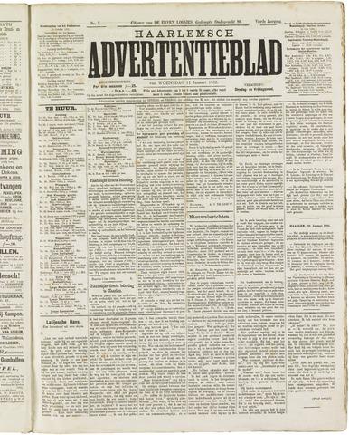Haarlemsch Advertentieblad 1882-01-11