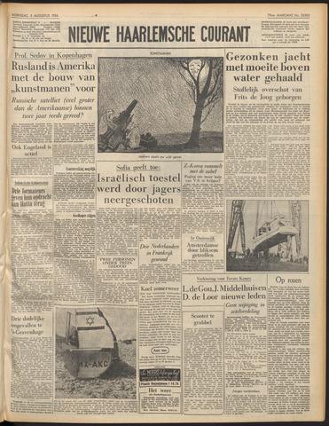 Nieuwe Haarlemsche Courant 1955-08-03
