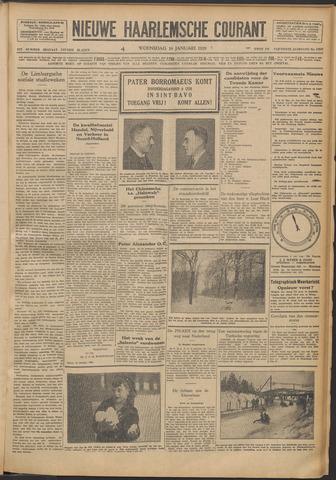 Nieuwe Haarlemsche Courant 1929-01-16