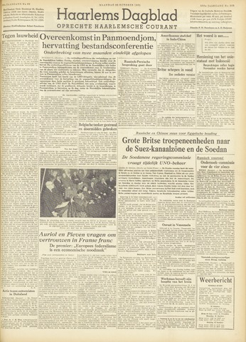 Haarlem's Dagblad 1951-10-22
