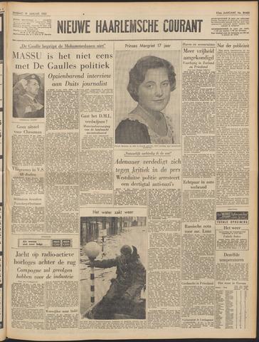 Nieuwe Haarlemsche Courant 1960-01-19