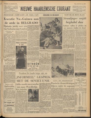 Nieuwe Haarlemsche Courant 1961-08-30