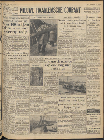 Nieuwe Haarlemsche Courant 1957-04-17