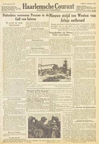 Haarlemsche Courant 1943-09-17