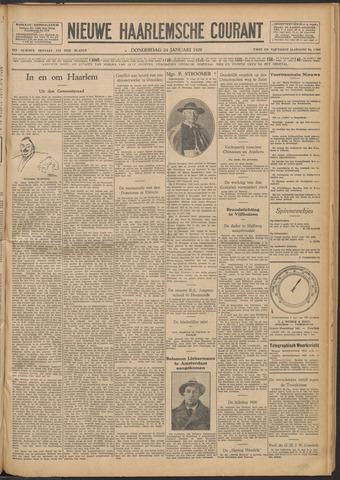 Nieuwe Haarlemsche Courant 1929-01-24
