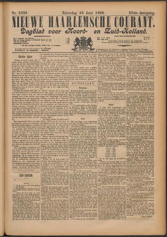 Nieuwe Haarlemsche Courant 1906-06-16