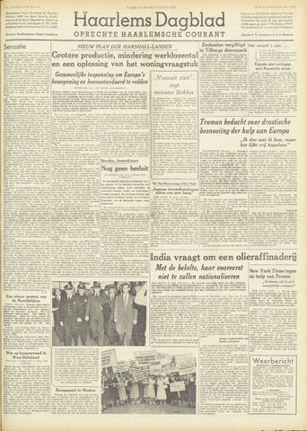 Haarlem's Dagblad 1951-08-31