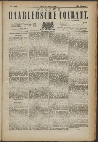 Nieuwe Haarlemsche Courant 1891-01-18