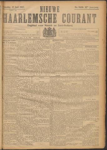Nieuwe Haarlemsche Courant 1907-06-12