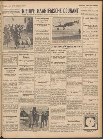 Nieuwe Haarlemsche Courant 1938-03-23