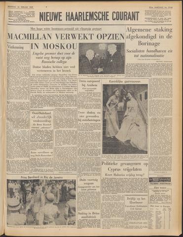 Nieuwe Haarlemsche Courant 1959-02-23