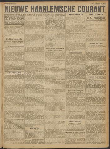 Nieuwe Haarlemsche Courant 1917-05-01