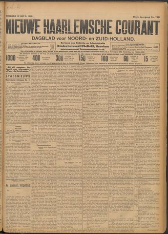 Nieuwe Haarlemsche Courant 1910-09-13