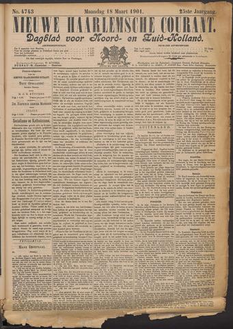 Nieuwe Haarlemsche Courant 1901-03-18