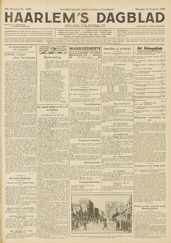 Haarlem's Dagblad 1935-08-12