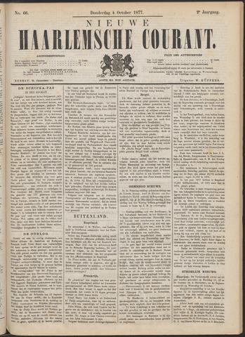 Nieuwe Haarlemsche Courant 1877-10-04