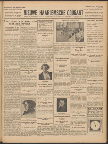 Nieuwe Haarlemsche Courant 1934-05-25