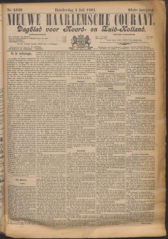 Nieuwe Haarlemsche Courant 1901-07-04