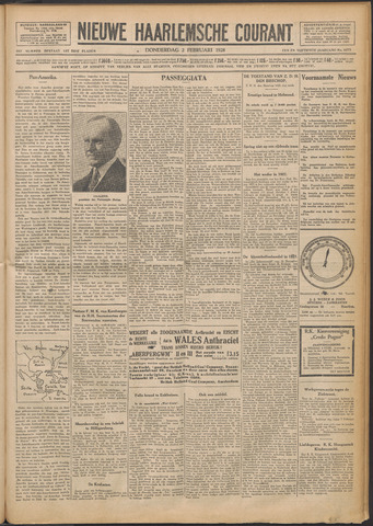 Nieuwe Haarlemsche Courant 1928-02-02
