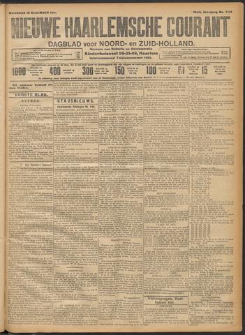 Nieuwe Haarlemsche Courant 1911-12-18