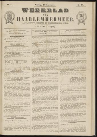 Weekblad van Haarlemmermeer 1875-09-10