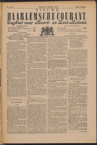 Nieuwe Haarlemsche Courant 1899-12-23