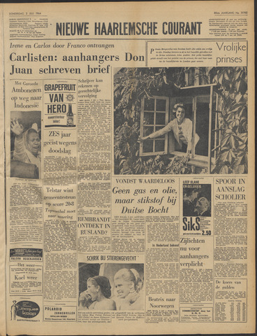 Nieuwe Haarlemsche Courant 1964-07-02