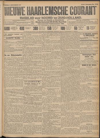 Nieuwe Haarlemsche Courant 1912-11-05
