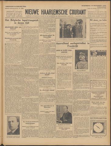 Nieuwe Haarlemsche Courant 1934-12-19